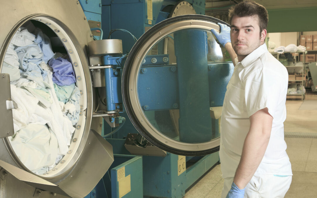 Electrolytic Ozone for Laundry in Nursing Homes