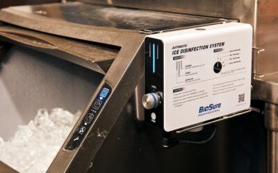 How can Ozonated Water Keep Your Ice-Maker Sanitized?